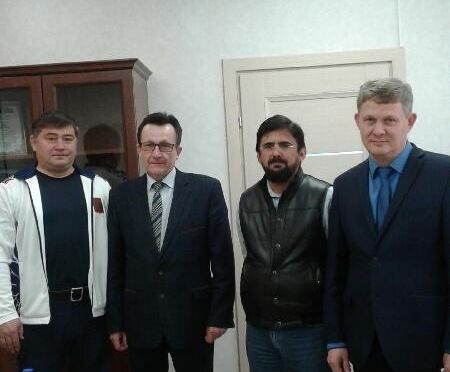 The delegation of the United Arab Emirates arrived in the Achinsk district to search for business partners